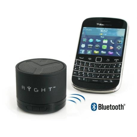 enceinte portable bluetooth sans fil ryght comparer les. Black Bedroom Furniture Sets. Home Design Ideas