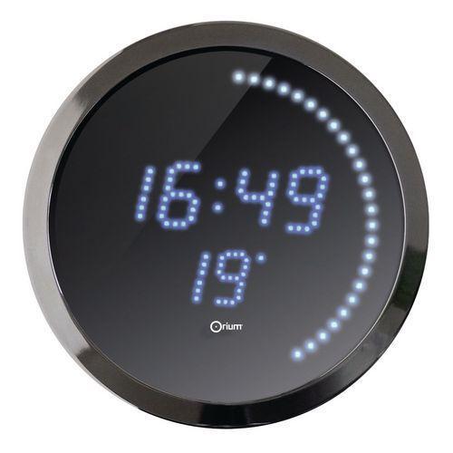 Horloge ronde tous les fournisseurs de horloge ronde sont sur - Horloge orium led bleue ...