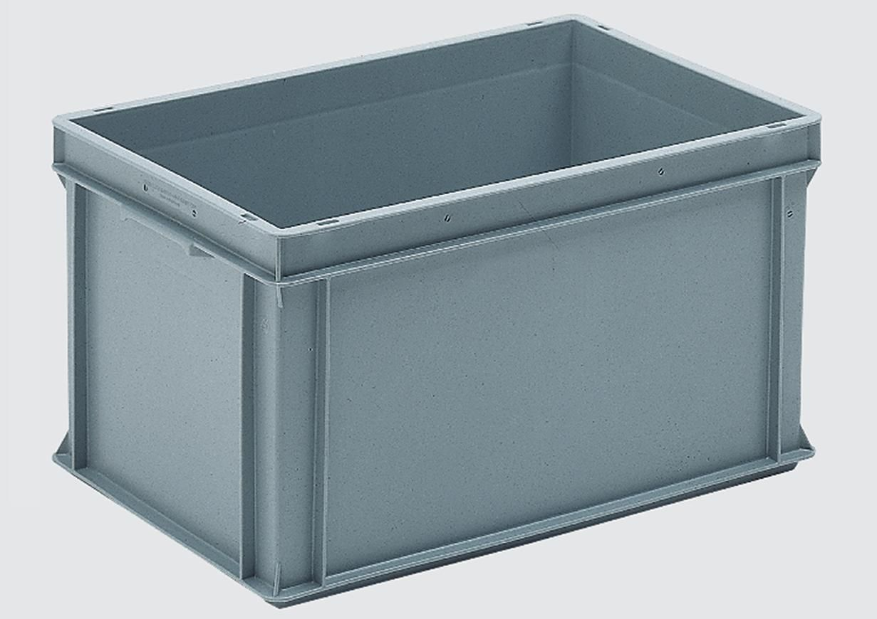 bac plastique gerbable kesbac 600x400x325mm. Black Bedroom Furniture Sets. Home Design Ideas