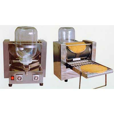 machine automatique pour crepes