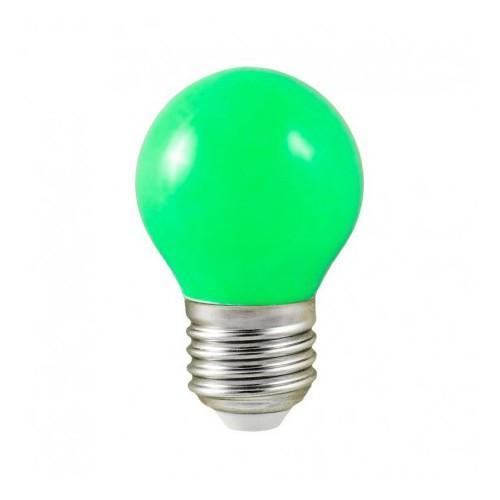 ampoule led 1 watt bulb e27 vert. Black Bedroom Furniture Sets. Home Design Ideas