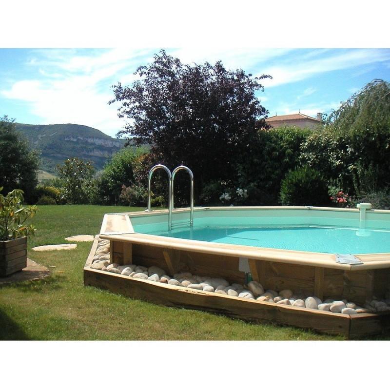 Piscines comparez les prix pour professionnels sur for Ubbink piscine bois