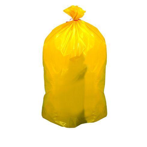Sac poubelle jaune tri sélectif