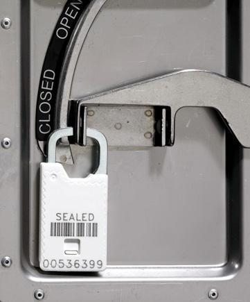 Scellé de sécurité unisto targo