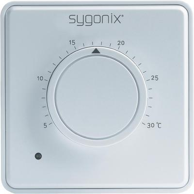 Thermostat m canique sygonix achat vente de thermostat for Thermostat interieur