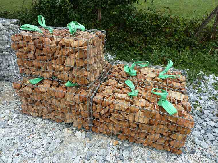 gabions tous les fournisseurs gabion electrosoude gabion matelas gabion double torsion. Black Bedroom Furniture Sets. Home Design Ideas