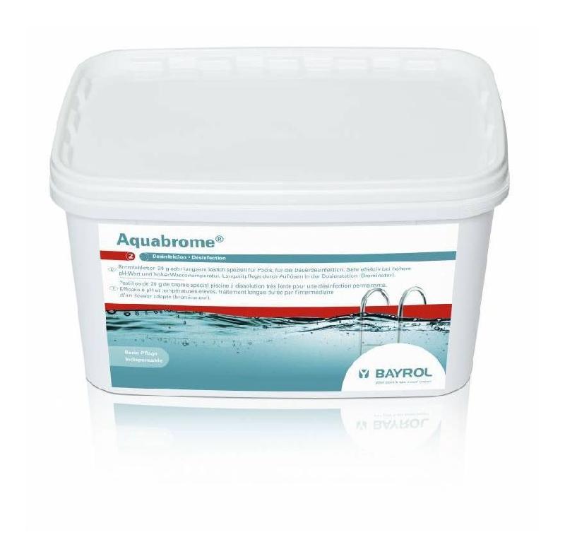 Produits de traitement de piscine comparez les prix pour for Traitement piscine brome
