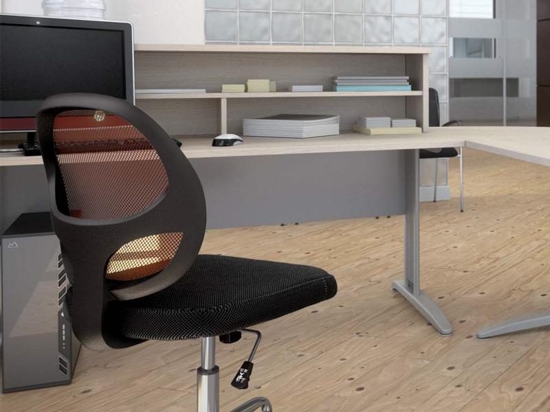 comptoir de r ception deskissimo achat vente de. Black Bedroom Furniture Sets. Home Design Ideas