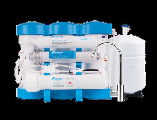 Osmose inverse domestique p'ure aquacalcium ecosoft