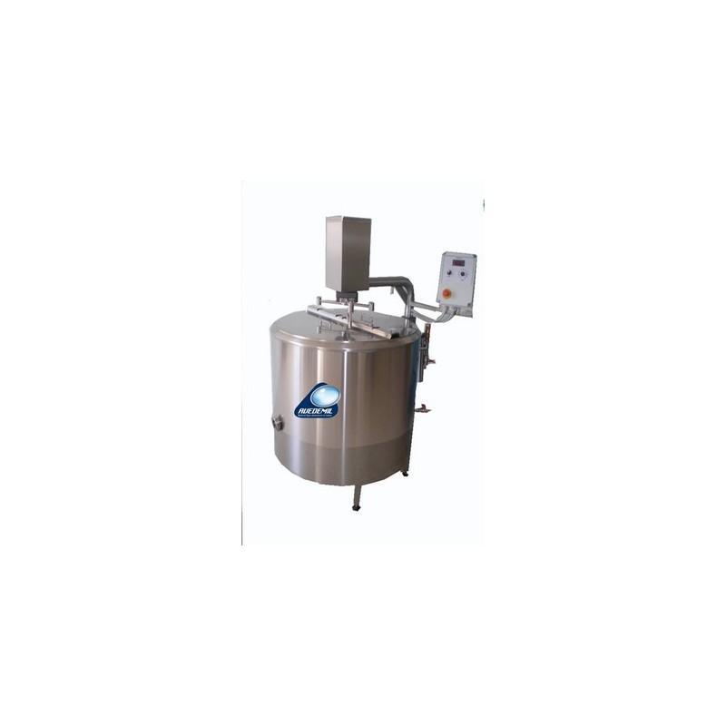 Cuve de fabrication à gaz 300l
