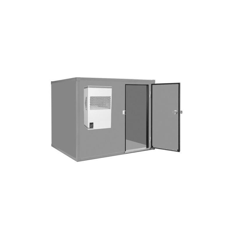 Chambre froide monobloc 1500x1500x2010 mm 3 5 m - Panneaux de chambre froide ...