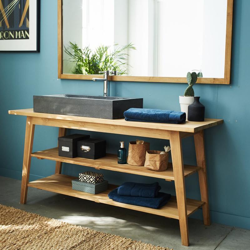 mobiliers de salle de bain bois dessus bois dessous achat vente de mobiliers de salle de. Black Bedroom Furniture Sets. Home Design Ideas