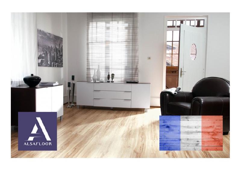 sol stratifie alsafloor clip 300 parquet erable patine comparer les prix de sol stratifie. Black Bedroom Furniture Sets. Home Design Ideas