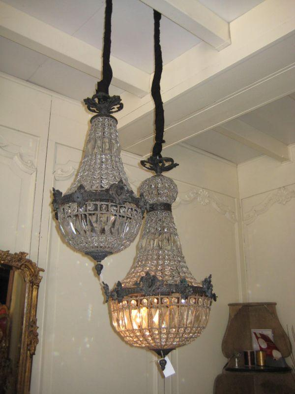 lustre montgolfiere oxyde empire. Black Bedroom Furniture Sets. Home Design Ideas