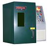 Machine de marquage laser yf 10 ou 20w avec carterisation compacte