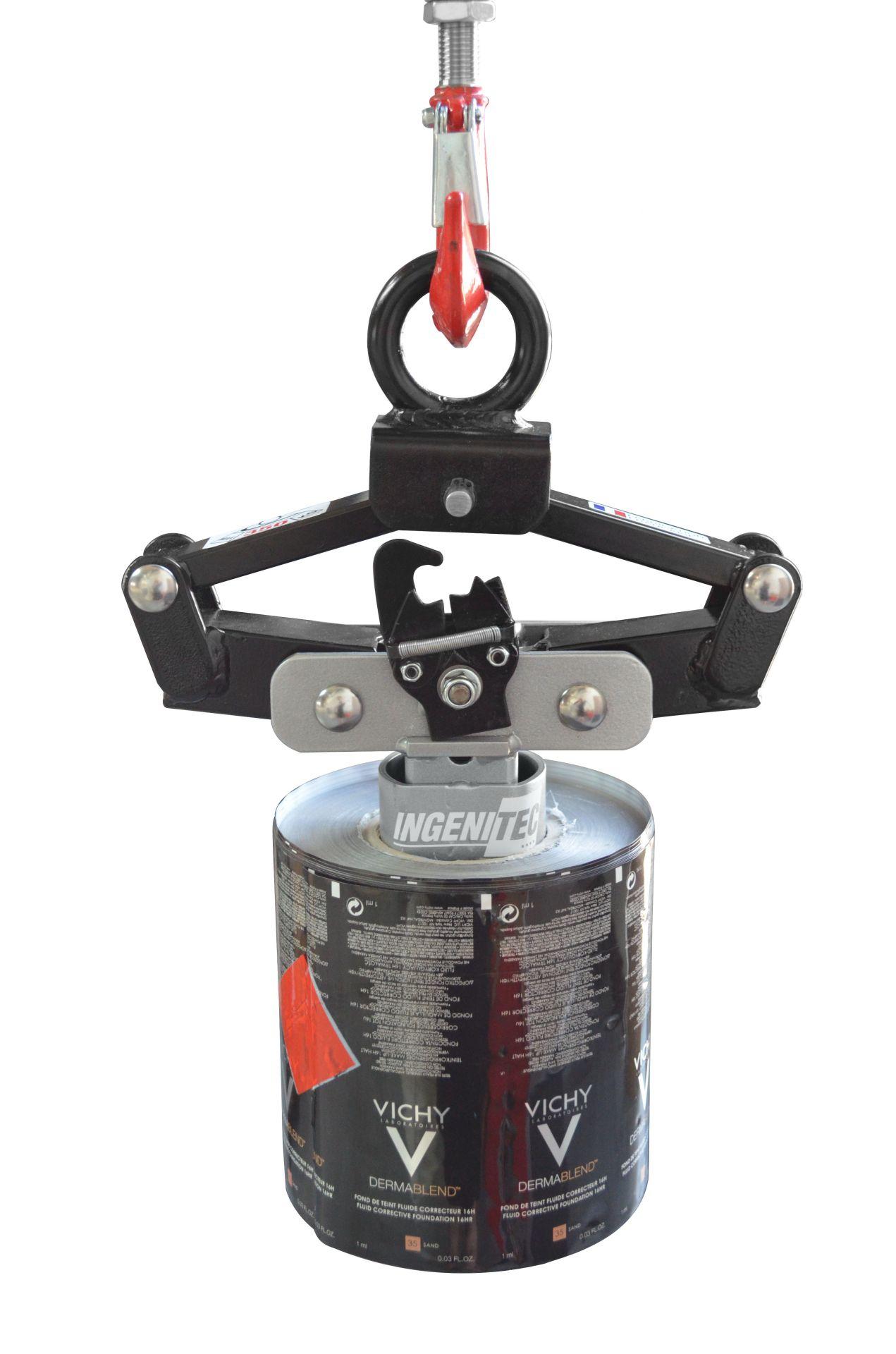 Pince pantographe avec équilibreur in-lift®