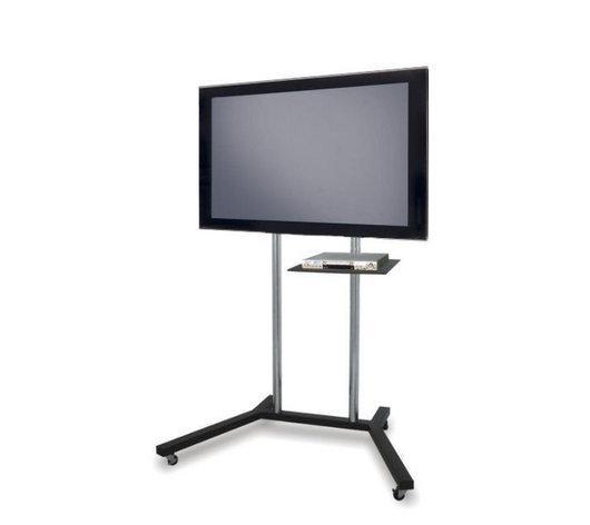 SUPPORT TV COLONNE MOBILE PLASMA LCD 32-50 POUCES