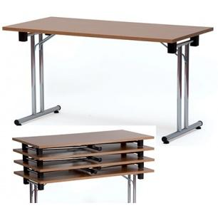 Tables pliantes empilable 160x80 cm - Tables collectivites pliantes ...