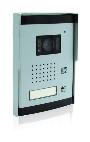 Interphone filaire extel achat vente de interphone for Visiophone extel lena 18