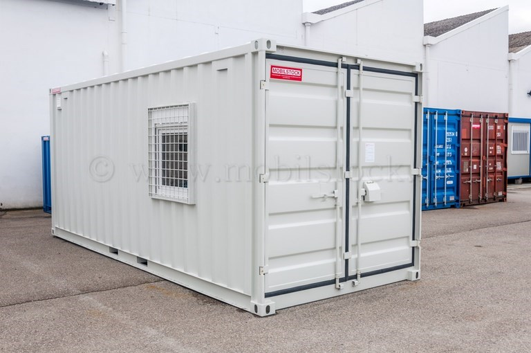Containers amenages tous les fournisseurs conteneurs for Container isole