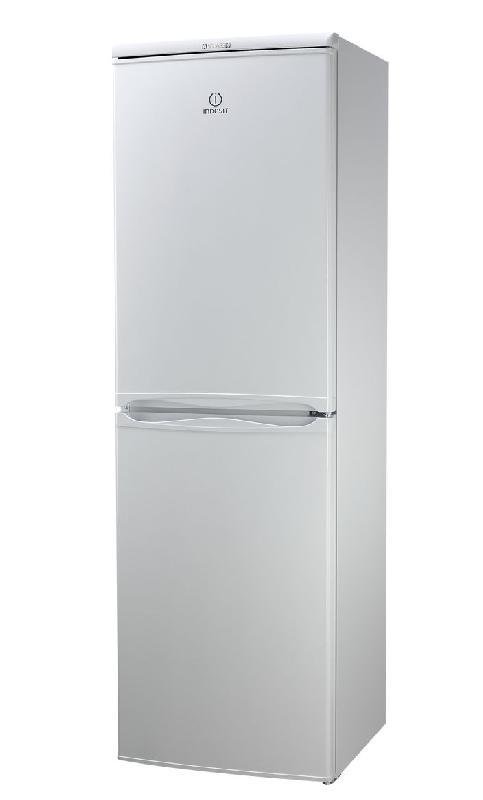 indesit refrigerateur combine caa55nfm caa 55 nfm. Black Bedroom Furniture Sets. Home Design Ideas