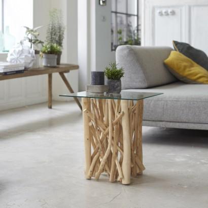 bout de canape river. Black Bedroom Furniture Sets. Home Design Ideas