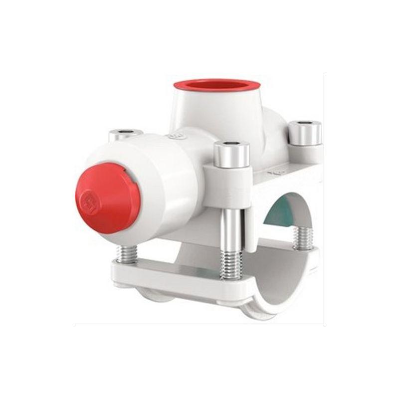 T-PLUS POUR TUBE ACIER ET CUIVRE - PIQUAGE TUBE CUIVRE 22 - FLAMCO