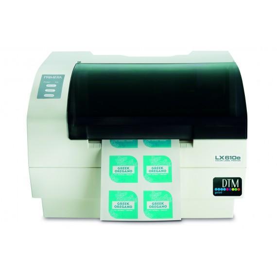 Imprimante d'étiquette couleur