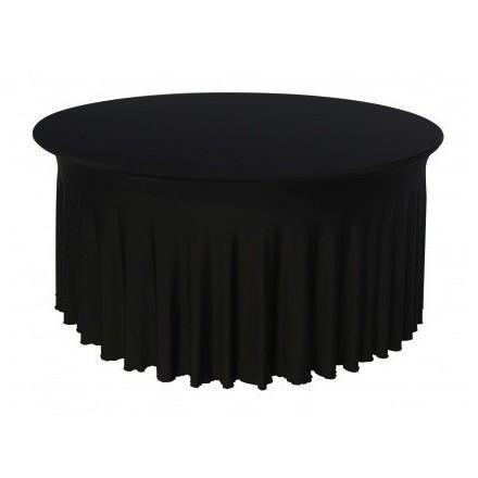 Accessoires cuisine nappe de table 100x100 accessoires - Table ronde nappe ...