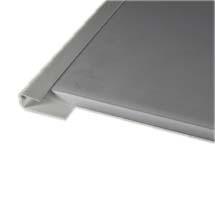 plaque d 39 habillage en pvc expanse blanche neutragel sav. Black Bedroom Furniture Sets. Home Design Ideas