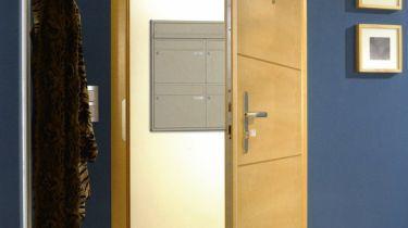 Portes d 39 interieur portes en bois modele climat - Modele porte interieur ...