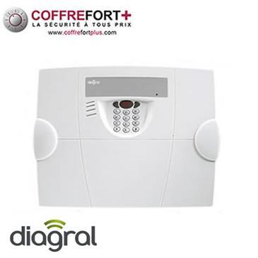 autres types d 39 alarmes diagral achat vente de autres types d 39 alarmes diagral comparez les. Black Bedroom Furniture Sets. Home Design Ideas