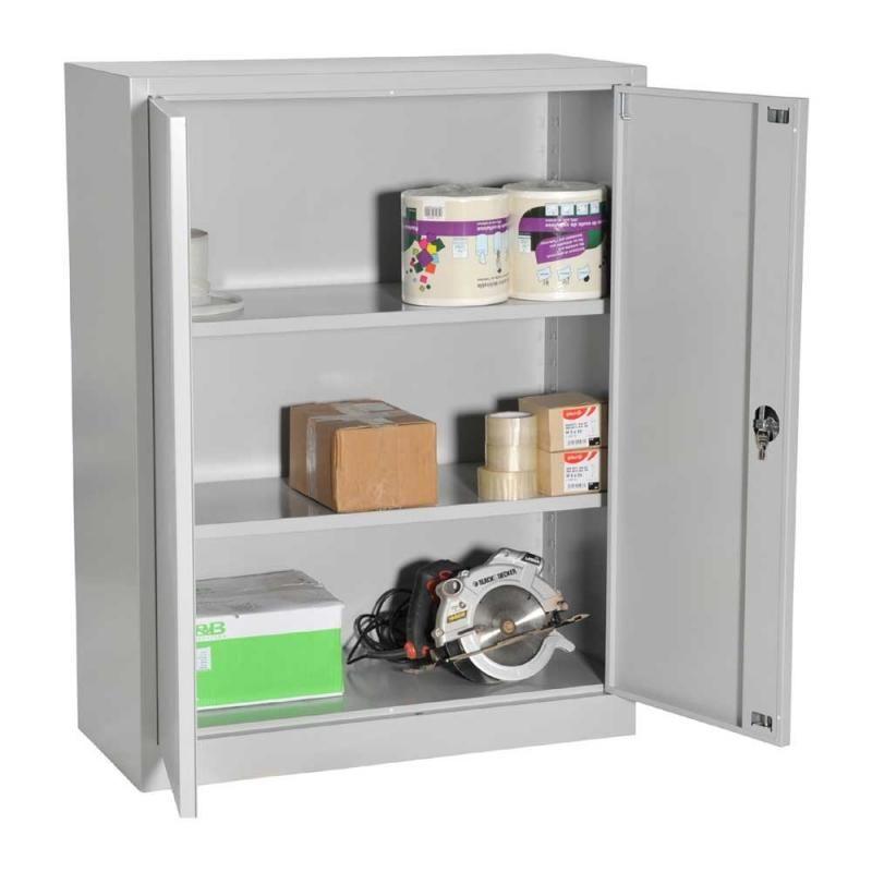 armoire porte battante h100cm. Black Bedroom Furniture Sets. Home Design Ideas