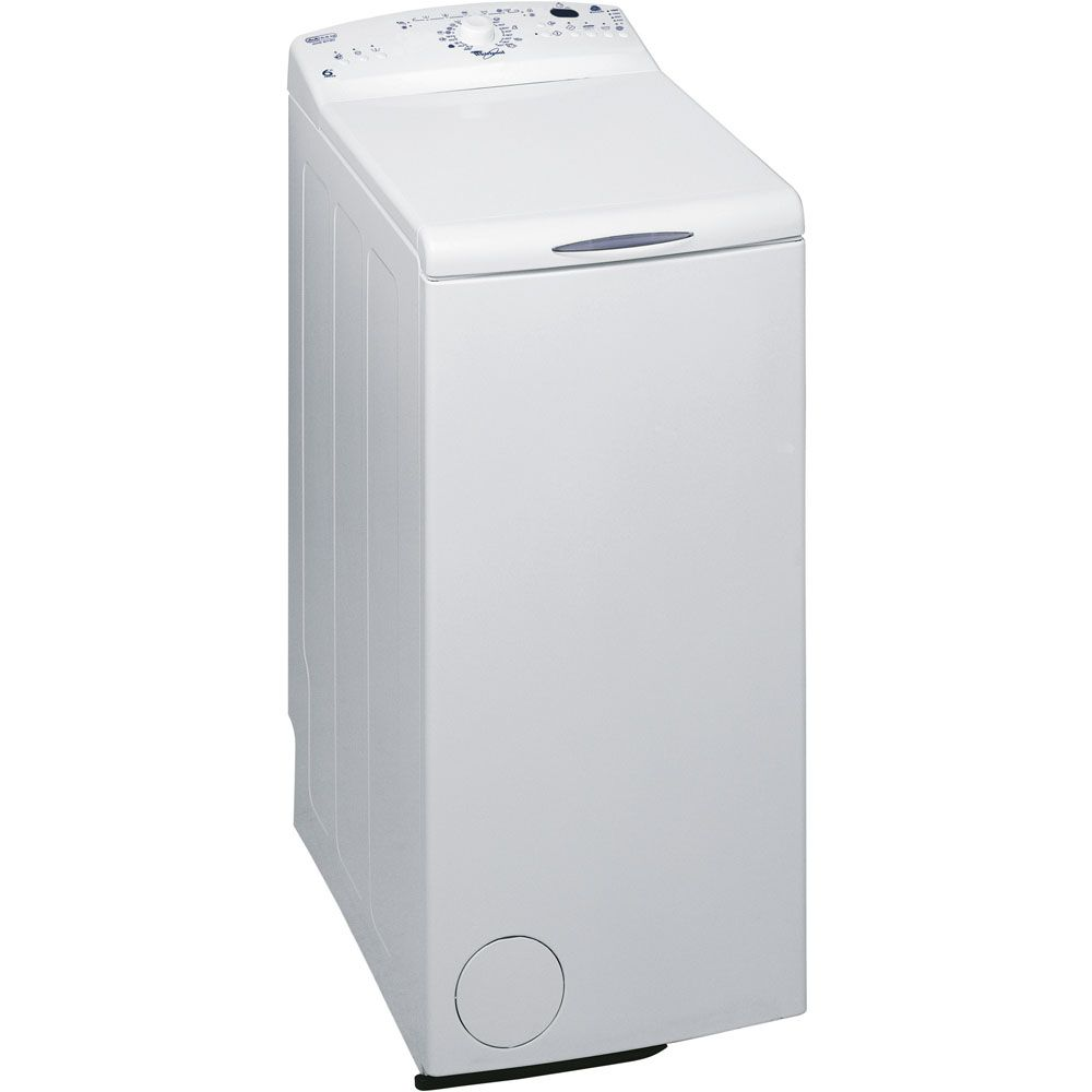 Lave-linge top posable whirlpool  - awe 6730