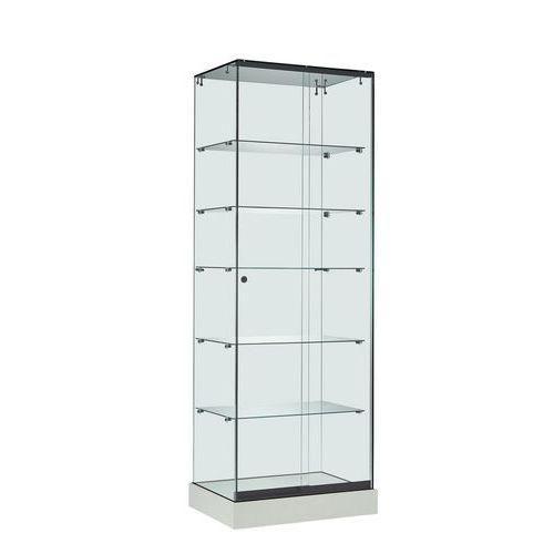 vitrine d 39 exposition manutan achat vente de vitrine d 39 exposition manutan comparez les prix. Black Bedroom Furniture Sets. Home Design Ideas