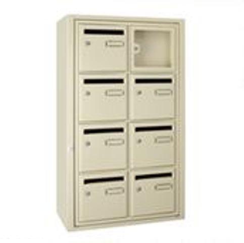 boite aux lettres multiples dikke houten balken. Black Bedroom Furniture Sets. Home Design Ideas