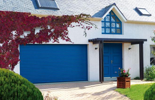Portes de garage a enroulement tous les fournisseurs - Porte de garage enroulable motorisee ...