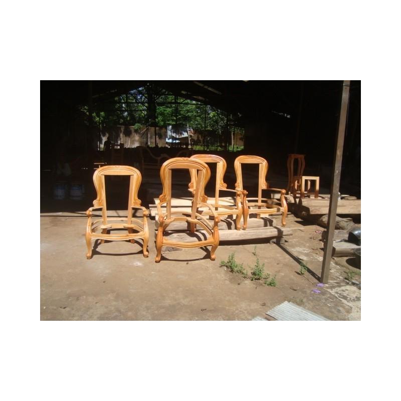 carcasse fauteuil. Black Bedroom Furniture Sets. Home Design Ideas