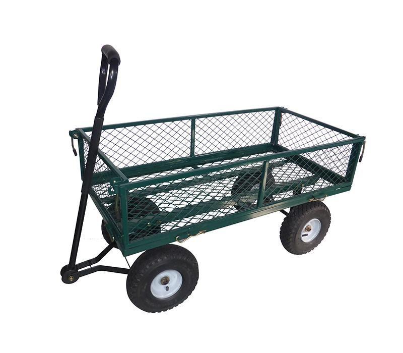 Remorque industrielle comparez les prix pour - Remorque de jardin pour autoportee ...
