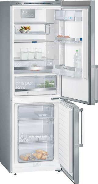 siemens refrigerateur combine premium kg36ebi40 kg 36 ebi 40 inox easyclean. Black Bedroom Furniture Sets. Home Design Ideas