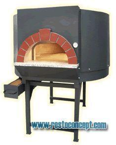 four a pizza a bois morello forni four a bois lp110. Black Bedroom Furniture Sets. Home Design Ideas