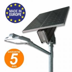 Lampadaires solaires pour l 39 eclairage public tous les for Eclairage jardin led electrique