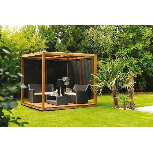 pergola comparez les prix pour professionnels sur page 1. Black Bedroom Furniture Sets. Home Design Ideas