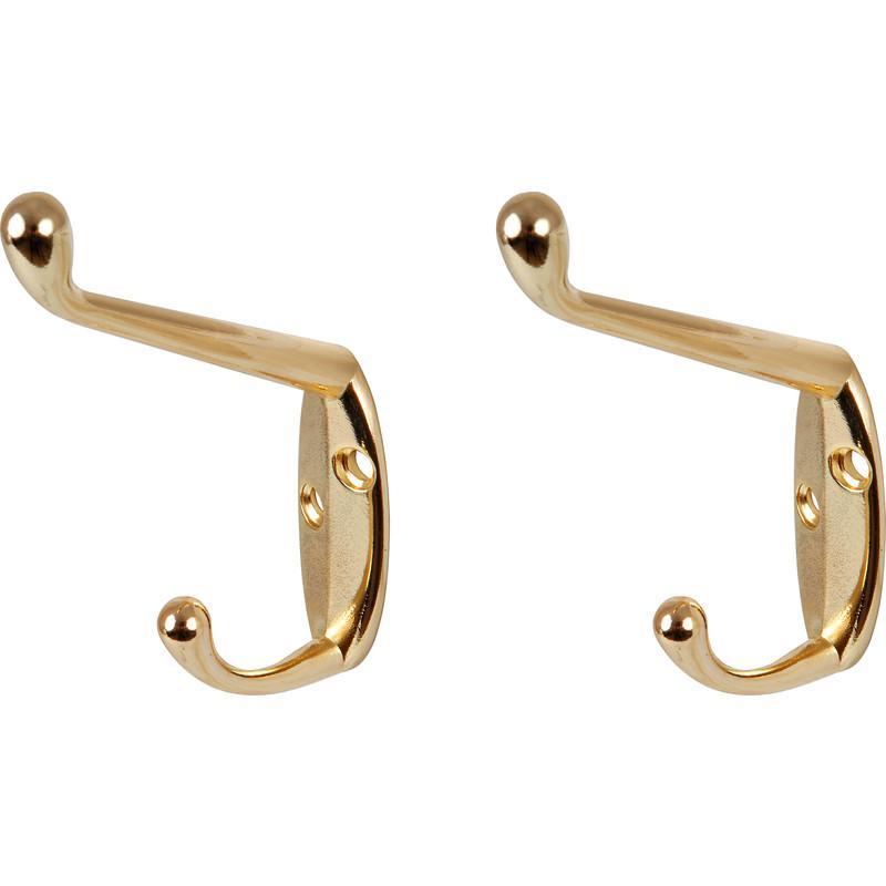 porte manteaux laiton 2 pi ces comparer les prix de porte manteaux laiton 2 pi ces sur. Black Bedroom Furniture Sets. Home Design Ideas