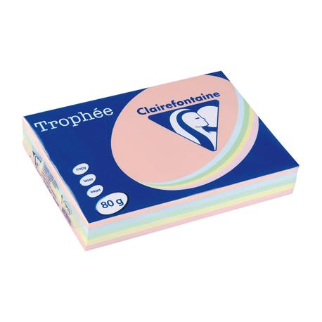 Papiers couleurs papeterie clairefontaine achat vente - Ramette papier a4 leclerc ...