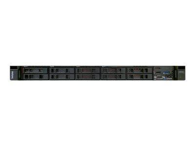 LENOVO THINKSYSTEM SR250 7Y51 - SERVEUR - MONTABLE SUR RACK - 1U - 1 VOIE - 1 X XEON E-2146G / 3.5 GHZ - RAM 16 GO - SATA - HOT-SWAP 2.5