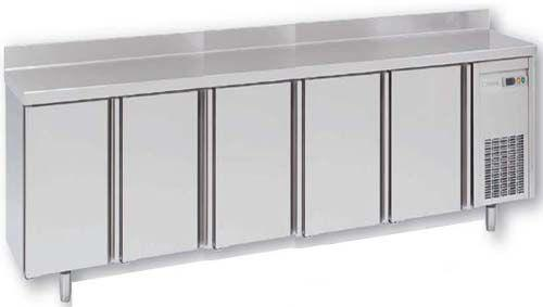 Meuble refrigere portes pleines gamme 700 meuble for Meuble mural refrigere