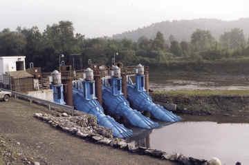 Turbine hydro-électrique