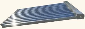 capteur solaire thermique a fluide pour chauffage. Black Bedroom Furniture Sets. Home Design Ideas