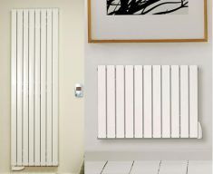 radiateur electrique inertie fluide caloporteur lvi tamari h v. Black Bedroom Furniture Sets. Home Design Ideas